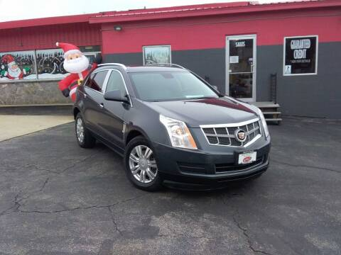 2010 Cadillac SRX for sale at Used Car Factory Sales & Service Troy in Troy OH