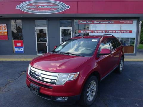 2007 Ford Edge for sale at Used Car Factory Sales & Service in Troy OH