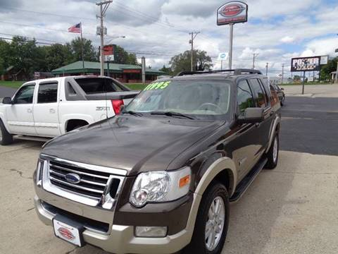2008 Ford Explorer for sale at Used Car Factory Sales & Service Troy in Troy OH