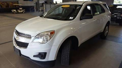 2013 Chevrolet Equinox for sale at Used Car Factory Sales & Service Troy in Troy OH