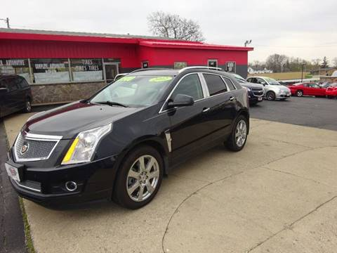 2012 Cadillac SRX for sale in Sidney, OH
