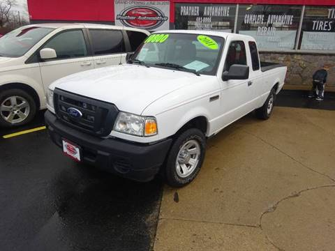 2011 Ford Ranger for sale in Sidney, OH