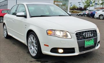 2006 Audi S4 for sale in Olympia, WA