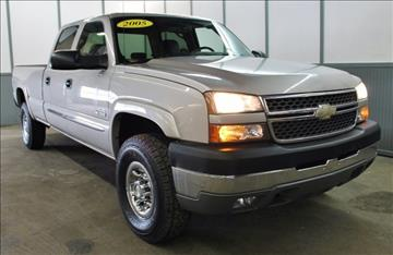 2005 Chevrolet Silverado 3500 for sale in Olympia WA