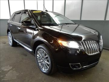 2013 Lincoln MKX for sale in Olympia, WA