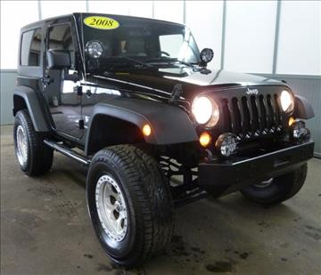 2008 Jeep Wrangler for sale in Olympia WA