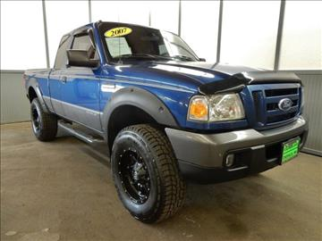 2007 Ford Ranger for sale in Olympia WA