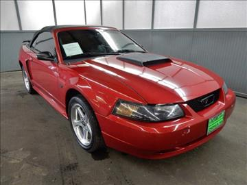 2002 Ford Mustang for sale in Olympia, WA