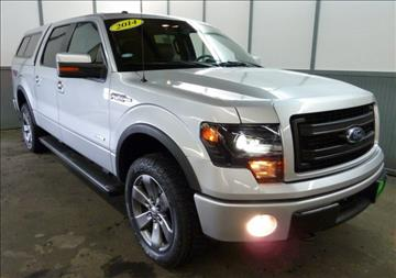 2014 Ford F-150 for sale in Olympia WA