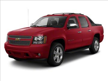 2011 Chevrolet Avalanche for sale in Olympia WA