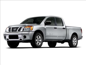 2009 Nissan Titan for sale in Olympia WA