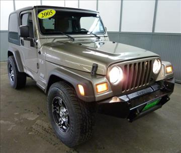 2005 Jeep Wrangler for sale in Olympia WA
