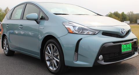 2017 Toyota Prius v for sale in Chehalis, WA