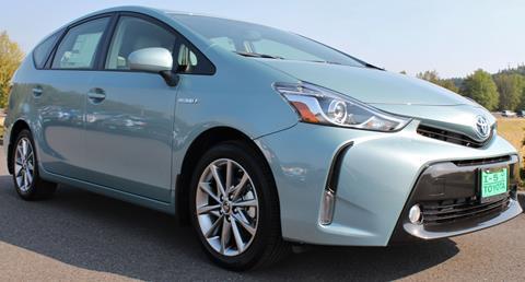 2017 Toyota Prius v for sale in Chehalis, WA