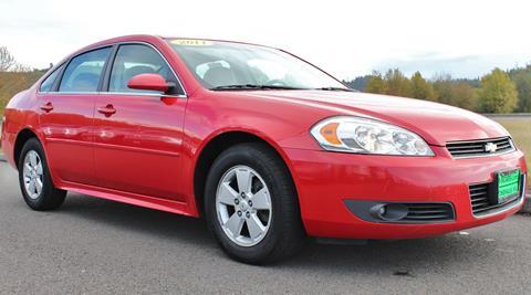 2011 Chevrolet Impala for sale in Chehalis, WA