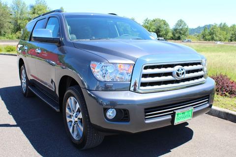 2017 Toyota Sequoia for sale in Chehalis, WA