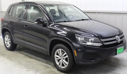 2014 Volkswagen Tiguan for sale in Chehalis, WA