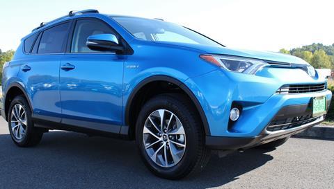 2018 Toyota RAV4 Hybrid for sale in Chehalis, WA