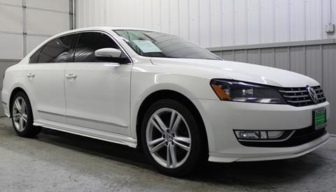 2015 Volkswagen Passat for sale in Chehalis, WA