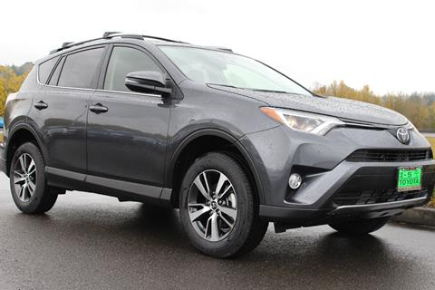 2018 Toyota RAV4 for sale in Chehalis, WA