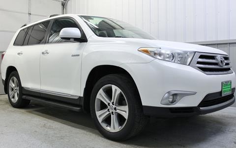 2011 Toyota Highlander for sale in Chehalis, WA