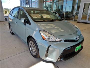 2016 Toyota Prius v for sale in Chehalis, WA