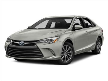 2016 Toyota Camry Hybrid for sale in Chehalis, WA
