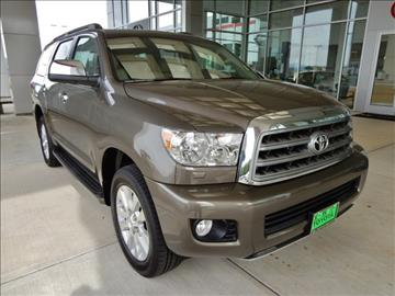 2016 Toyota Sequoia for sale in Chehalis, WA
