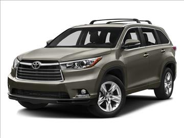 2016 Toyota Highlander for sale in Chehalis, WA