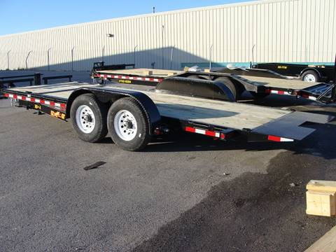 2016 Doolittle 80 X 20 EZ Loader GT (16 + 4)