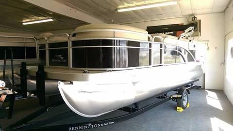 2016 Bennington 20 SLX Cruise for sale in Omaha, NE