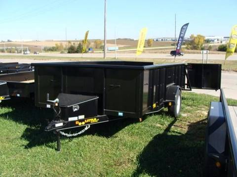 2014 Doolittle 77 x 14 Tilt Trailer