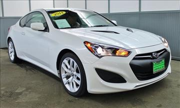 2013 Hyundai Genesis Coupe for sale in Chehalis, WA