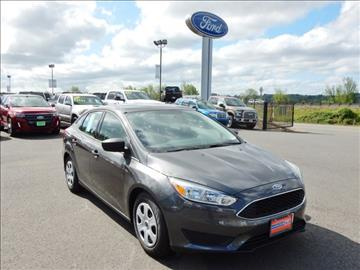 2016 Ford Focus for sale in Chehalis, WA