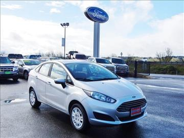 2016 Ford Fiesta for sale in Chehalis WA