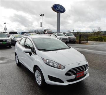 2016 Ford Fiesta for sale in Chehalis, WA