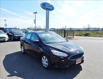 2016 Ford Focus for sale in Chehalis WA