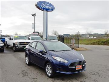 2016 Ford Fiesta for sale in Chehalis, WA