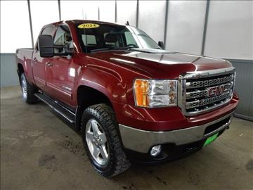 2014 GMC Sierra 2500HD for sale in Chehalis WA