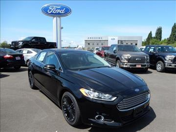2016 Ford Fusion for sale in Chehalis, WA