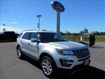 2016 Ford Explorer for sale in Chehalis, WA