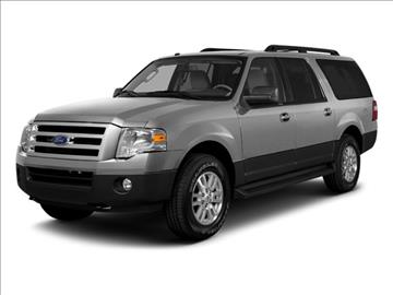 2014 Ford Expedition EL for sale in Chehalis WA