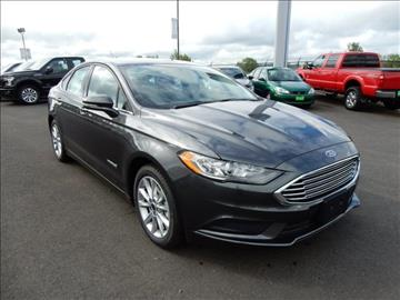 2017 Ford Fusion Hybrid for sale in Chehalis, WA