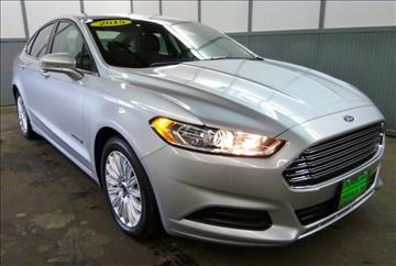 2015 Ford Fusion Hybrid for sale in Chehalis, WA