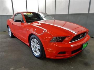 2014 Ford Mustang for sale in Chehalis WA