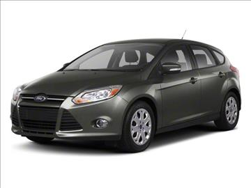 2012 Ford Focus for sale in Chehalis WA