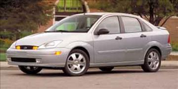 2003 Ford Focus for sale in Chehalis WA