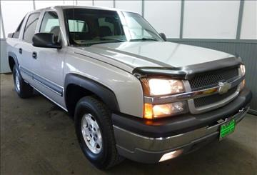2004 Chevrolet Avalanche for sale in Chehalis WA