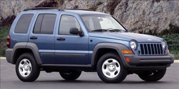 2006 Jeep Liberty for sale in Chehalis WA