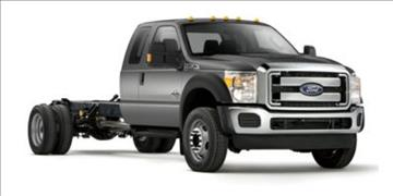 2016 Ford F-450 Super Duty for sale in Chehalis WA